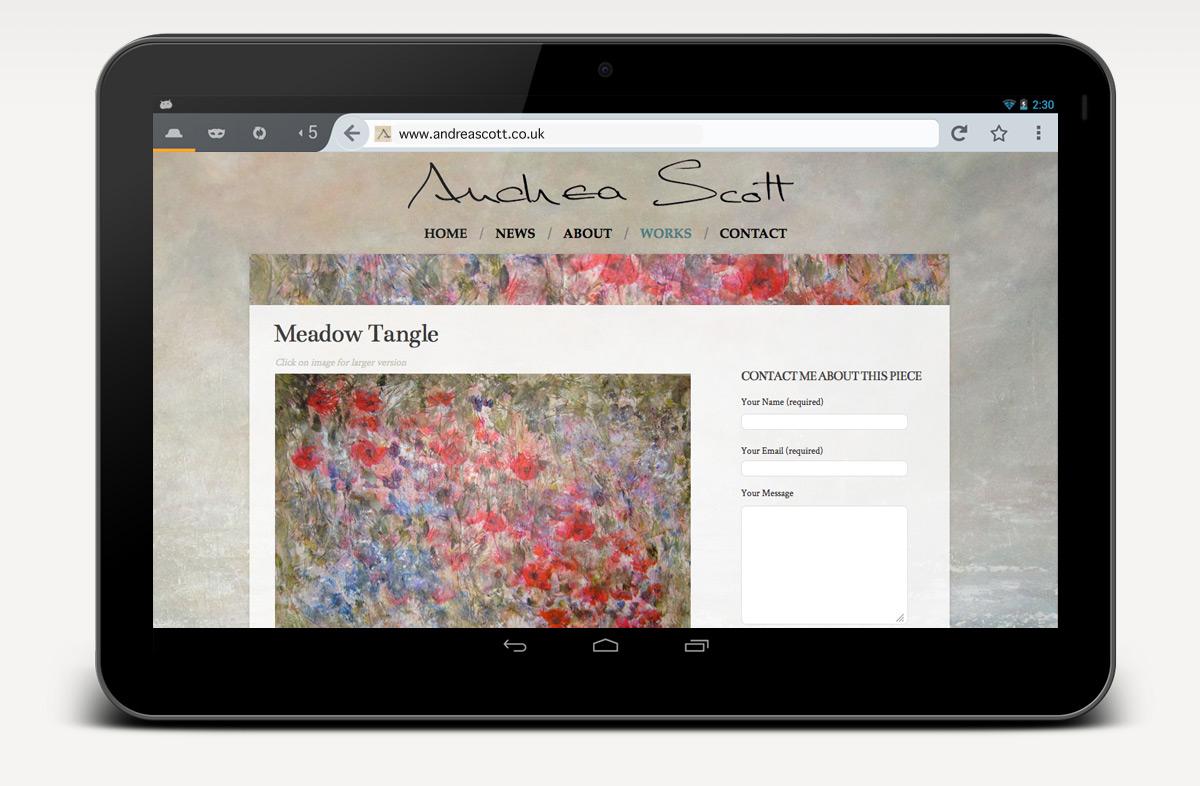 Andrea Scott – Artist